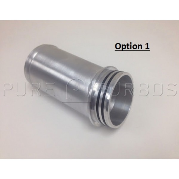 BMW N55 PURE High Flow Inlet Pipe - F Serie