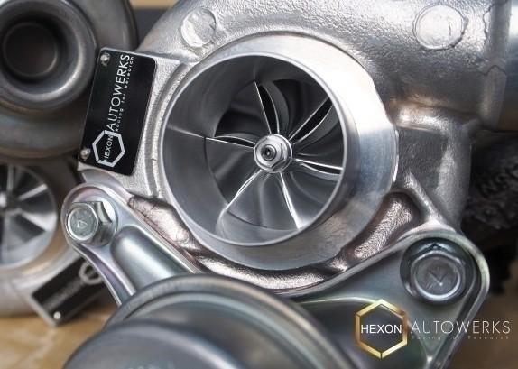 BMW N54 Hybrid 1 RR500